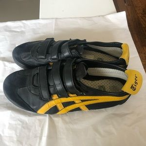 Onitsuka Tiger by Asics velcro sneakers
